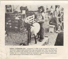 Kalama Community Fair publicity, Cowlitz County, Washington
