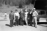 Kalama, Washington businessmen, circa 1925-1929