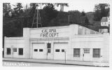 Fire department building, Kalama, Washington, circa 1930-1949