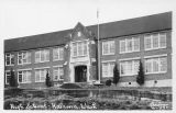 Kalama High School, Kalama, Washington, circa 1937-1945