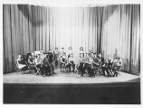School orchestra, Kalama, Washington, 1941