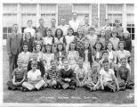 Kalama sixth graders, Kalama, Washington, September 1942