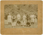 Baseball team, Kalama, Washington, 1894