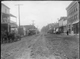 Downtown Kalama, Washington, circa 1908-1919