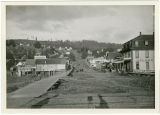 Downtown Kalama, Washington, circa 1900