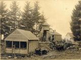 Darnell gold mine, Kalama, Washington, 1901