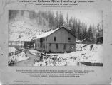 Kalama River Hatchery, Kalama, Washington, 1895