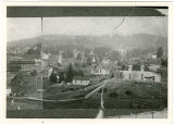 Downtown Kalama, Washington, circa 1890