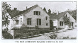 Community building, Kalama, Washington, 1937