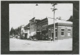 Downtown Kalama, Washington, 1924