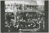 River opening celebration, Kalama, Washington, 1915