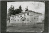 Kalama School Gym, Kalama, Washington, 1924