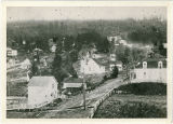 Downtown Kalama, Washington, circa 1900-1909