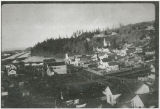 Downtown Kalama, Washington, circa 1900-1907