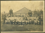 Baseball team, Kalama, Washington, circa 1900-1929
