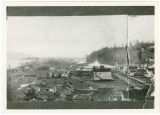 Downtown, Kalama, Washington, circa 1941-1946