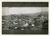 Downtown Kalama, Washington, circa 1935