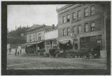 Downtown Kalama, Washington, circa 1915-1924