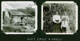 Aunt Emily and family, a freed slave family in Tennessee circa 1900
