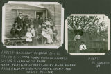 Galbraith Family gatherings, Acme, WA, circa 1900