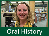 Christeal Milburn [oral history], Listen Up! National Park Centennial