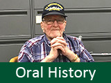 Bill Payne [oral history], Coast Guard, WWII, Listen Up! Veterans