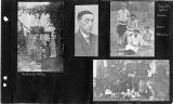 4 photographic prints in Eastsound, circa 1925
