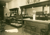 Widby Candy Store, Prosser, Washington, 1911