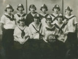 Prosser High School girls basketball team, Prosser, Washington, 1923