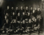Prosser High School Football Team, Prosser, Washington, 1920