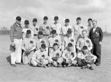 Ritzville High School baseball team, Ritzville, Washington, April 15, 1941