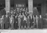Adam's County school teachers, Ritzville, Washington, September 23, 1937