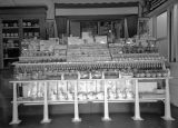 Emersons Easter display [interior], Ritzville, Washington, February 21, 1939