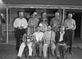 Ritzville Rifle and Gun Club, Ritzville, Washington, May 1952