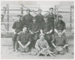 Hatton baseball team photo, Hatton, Washington, 1912