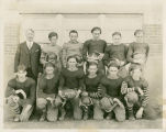 Washtucna High School football team, Washtucna, Washington, 1925