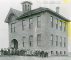 Cunningham School, Cunningham, Washington, 1905