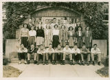 Ritzville Senior Class, Ritzville, Washington, 1946