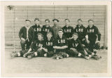 Lind High School baseball team, Lind, Washington, circa 1910