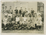 School portrait, 1925, Rockford Washington