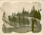 Rock Creek Falls, 1904