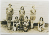 1931 Langley High School Women's Basketball Team